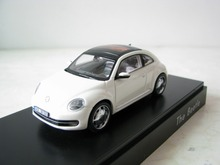 schu co 1:43 VW Beetle 2012 boutique alloy car toys for children kids toys Model gift original box freeshipping(China)