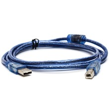 FFFAS 3M length Speed USB 2.0 Type A to B Male to Male Scanner Printer Cable Sync Data Charging Cord 300cm Print wire