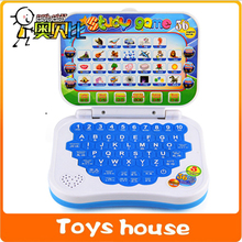 Educational laptop children computer kid laptop English Learning Machine Music Educational Toy Children Computer Laptop(China)