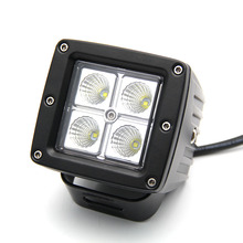 Commercial Electric Led Work Light Cree Chip 6500K IP67 Spot Flood Beam LED light 12V 24V for Off Road 4X4 Tractor Truck