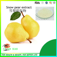 GMP factory supply Snow Pear Extract Vitamin C powder 100g/Bag