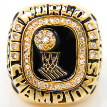Hot 2006 Miami the Heat Basketball Replica Championship Ring Solid Alloy Size 11(China)