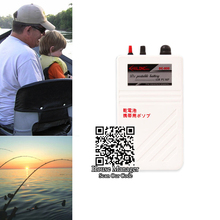 Power by Battery, Fish Air Pump for outdoor fishing, Portable Carriable Air Compressor Oxygen, Dry Battery Air Pump +Accessories(China)