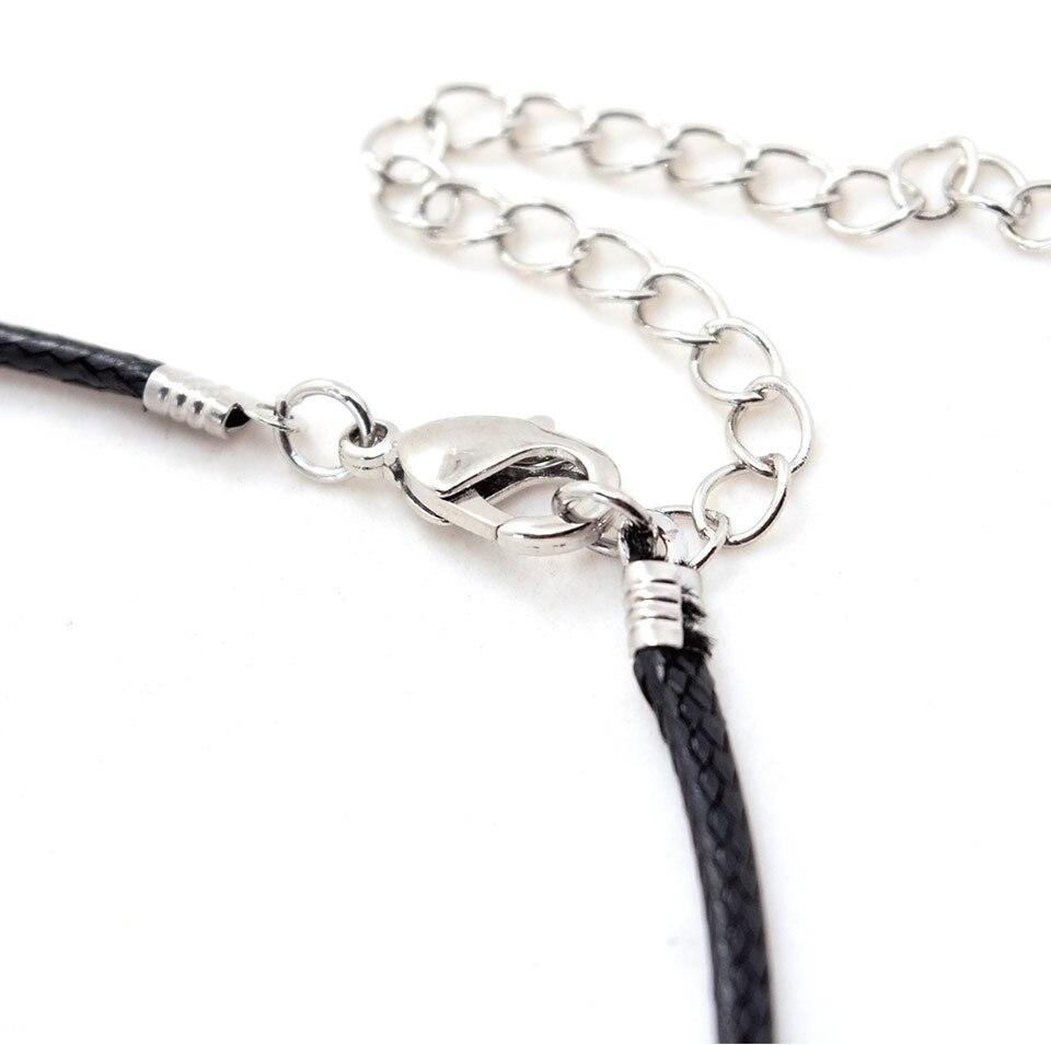 ᑐ2016 simple fashion ᐃ choker choker necklace thin black