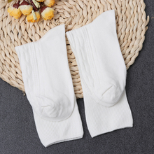 Fashion Design Women Casual Warm Thick Cotton High Socks Dress Hosiery New(China)
