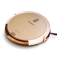Home Fully Automatic Sweeping Robot Planning Ultra Thin Wipe Ground Intelligent Vacuum Cleaner(China)