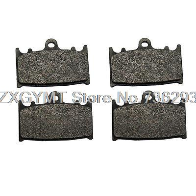 Brake Pads for Kawasaki Vn2000 Vn 2000 Vulcan Ltd Classic Lt XH Carbon Front MT-0668<br><br>Aliexpress