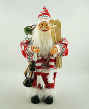 "Cosetter Christmas Father Santa Claus Doll Toy For Home Decoration Collection 12""(30CM Height)"