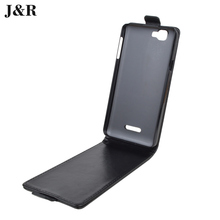 J&R Brand New Case For Explay Fresh Cover Flip Luxury Design 9 Colors in Stock Phone Bags Black