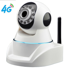 Latest version of 4G Mobile PTZ IP Camera with HD 720P Video Transmission via 4G FDD LTE & Cloud Server for Remote Recording(China)
