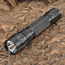 WF-501B UltraFire LED Flahslight 3-mode 960lm XM-L T6 White Light LED Flashlight LED Lamp mini Torch(China)