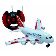 Free Shipping Remote Control Airplane Long Distance Fixed Wing Plane Drone Toys Random Color