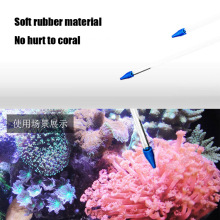 Coral feeder long tube 35cm 55cm liquid fertilizer add arcylic aquarium fish marine coral reef tank(China)