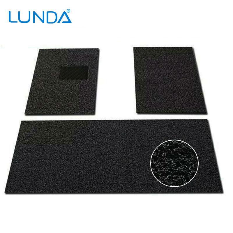 LUNDA DIY fit car floor mats for Volkswagen Beetle CC Eos Golf Jetta Passat Tiguan Touareg 3D car-styling carpet floor liner<br><br>Aliexpress