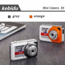 Kebidu HD Mini Cameras Portable Digital Camcorders 1280 * 1024 Video Recorders Mini DV Support Tf SD Memory Card with Key Chain(China)