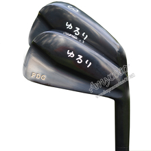 Hot New Mens Golf Club Yururi PDG Blade Golf irons set 3-9 P Irons Clubs N.S.PRO 950 R Steel Golf shaft Free shipping