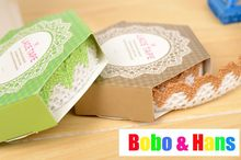 New fashion color lace designs style fabric Tape Decoration stationery sticker tape wholesale