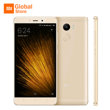 "Xiaomi Redmi 4 2GB 16GB Mobile Phone Snapdragon 430 Octa Core CPU 5.0"" 4100mAh Battery Fingerprient ID 13.0MP Camera"