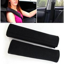 1 Pair Comfortable Car Seat Belt Pads Harness Safety Shoulder Pad Strap Backpack Cushion Covers Harness Pad
