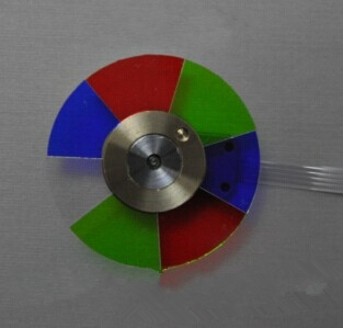100% new DV11 projector color wheel 7 segment 42mm<br><br>Aliexpress