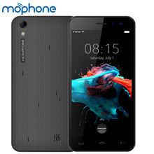 "HOMTOM HT16 Smartphone 3G WCDMA Android 6.0  Quad Core MTK6580 5.0"" Screen 1GB+ 8GB 8MP Dual Cameras Smart Gestures Mobile Phone"