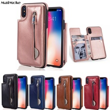 Buy Luxury Fashion Apple iphone X Case Multi-Function Phone Bag iphone 8 Case Flip Leather iphone 8 Plus Phone Cover for $8.68 in AliExpress store