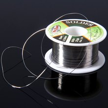 Professional 0.3mm Tin Melt Rosin Core Tin Lead 0.3mm Rosin Roll Flux 1.2% Solder Wire Reel Soldering Welding Iron Wire(China)