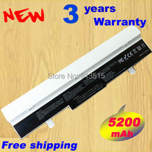 White AL31-1005 AL32-1005 ML32-1005 PL32-1005 Laptop Battery For Asus Eee PC 1001P 1001PX 1005 1005H 1005P 1101HA