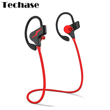 Buy Techase Sports Bluetooth Headphones Headset Waterproof Wireless Stereo Headphones Mic Sport Running Apt-X HD Music Earphone for $19.99 in AliExpress store