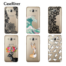 "Buy CaseRiver TPU 5.0"" sFOR Samsung Galaxy J3 2016 J320 J320F Case Cover Printed Phone Back Protective sFOR Samsung J3 2016 Case for $1.20 in AliExpress store"