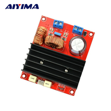 Aiyima TDA7498 Class D HiFi Mono High power digital audio amplifier board 100W BTL For modified car Speaker DIY(China)