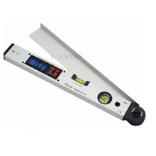 Buy Digital Angle Finder Level 225 Degree Range Spirit Level Upright Inclinometer Protractor Ruler for $30.00 in AliExpress store