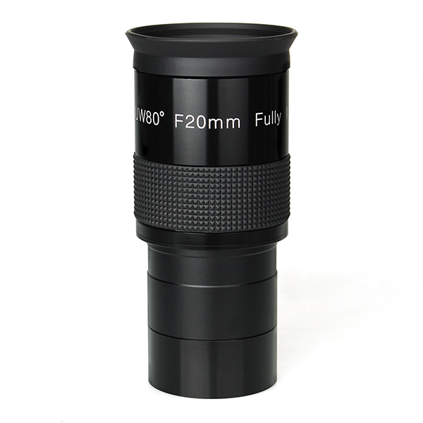 2inch F20mm Ultra Wide Angle 80 Degree Eyepiece (2)