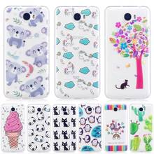 TPU Case for Huawei Y5 ll Y5ii CUN U29 L21 L01 Silicone Cases Cover for Huawei Y 5 ii 2 CUN-U29 CUN-L21 CUN-L01 Coque Phone Bags