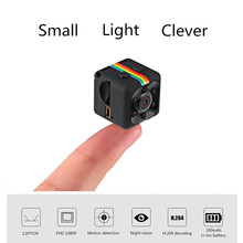 SQ11 Mini camera DVR Hidden Dash Cam HD 1080P Camera Night Vision Camcorder Action Camera DV Video voice Recorder Micro Cameras