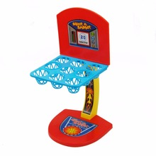 Hot Sale Parent-child interaction Desktop Basketball Fun Game& Sports toys Soft Mini Basketball Shooting Game
