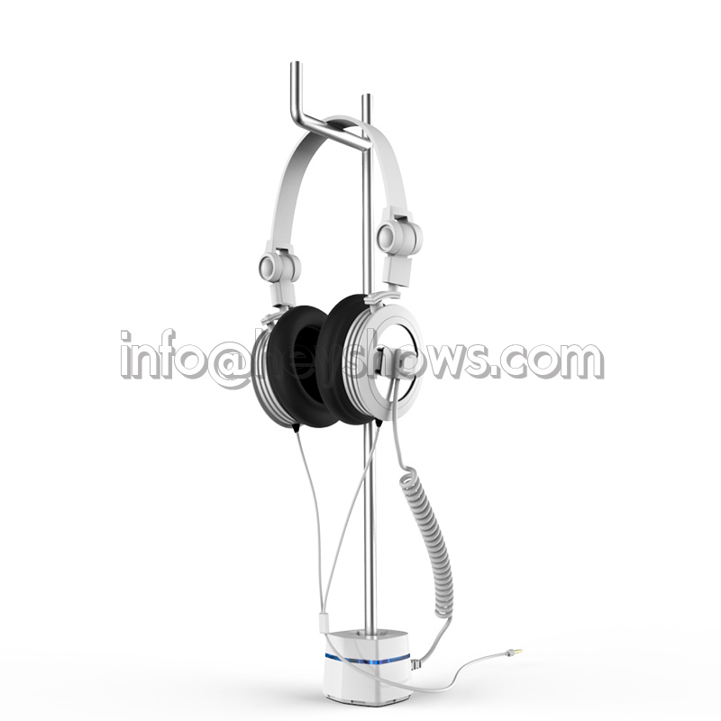 Headset security stand