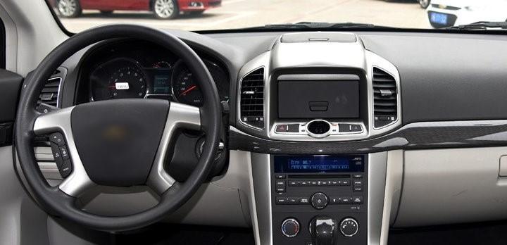 Chevrolet Captiva 2013-2