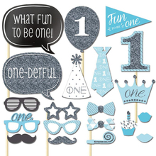 20 times photo props baby birthday party fun whimsy modelling beard creative photo shoot paper items on sale