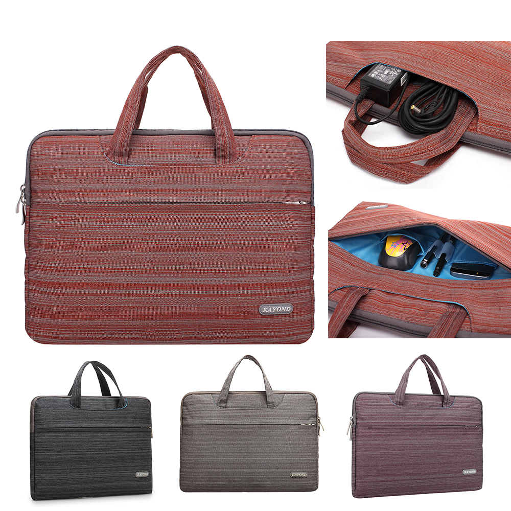 High quality nylon15 15.6 14.4 13.3 super light cheap notebook case Laptop briefcase handbag for macbook hp Ultrabook(China (Mainland))