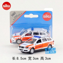 SIKU/Die Cast Metal Models/The simulation toys :Volkswagen Passat ambulance/for children's gifts or collection