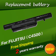 JIGU 4400mAh battery for Clevo C4100 C4500 C4500Q C5100Q C5500Q C4500BAT-6 C4500BAT 6 C4500BAT6 B4100M B4105 B5100M B5130M B7110(China)
