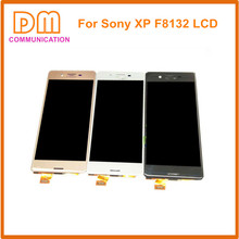 Original Full LCD Display Touch Screen Digitizer Assembly For Sony Xperia X Performance F8132 XP With Tools Free Shipping