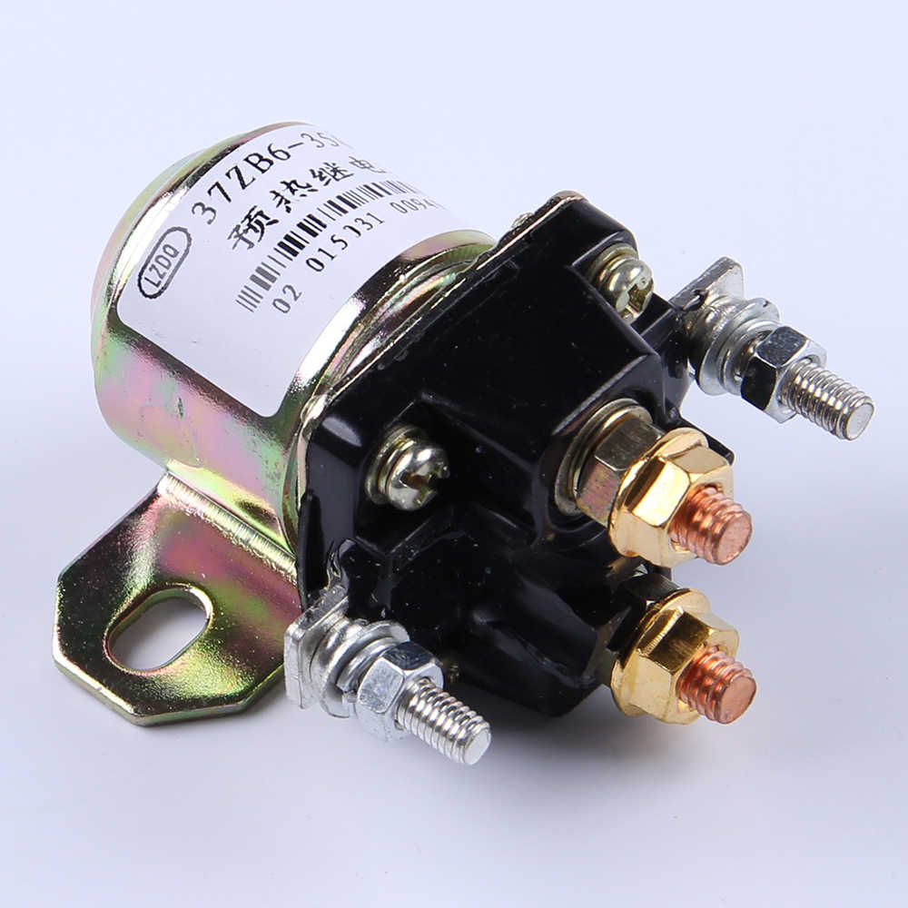 Detail Feedback Questions About Jd231a Starter Motor Relay 24v For Electricvehicles Ssr Solid State 80a Dcec Preheating 37zb635090