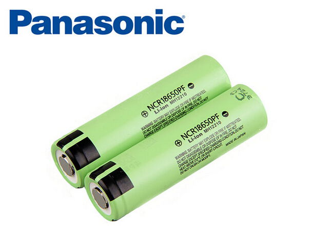 New Original Panasonic NCR18650PF 18650 3.6V 2900mAh Rechargeable Battery Li-ion flight batteries 10A Discharge  -  r store