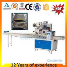 Automatic Pillow packaging machine for Scouring Pad(China)