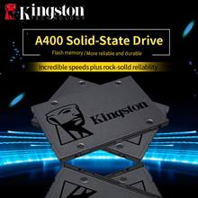 Kingston цифровой A400 SSD 120 GB 240 GB 480 GB SATA 3 2,5 дюйма Internal Solid State Drive HDD жесткий диск HD SSD 240 gb Тетрадь PC(China)