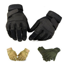Tactical Gloves Military Outdoor Cover Fringe Army Gloves Anti-skid Sports Microfiber Men Sports Gloves Combat Gear AG-JLHS-016