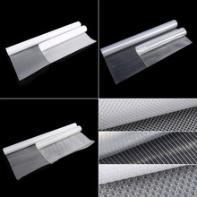 New Arrival VA Mat Non-adhesive Transparent Cupboard Cabinet Mat Shelf Drawer Liner Non-slip Table Cover Mat