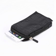 Fashion Sports Wallet  Phone Bag Outdoor Army Cover Case For Samsung Alactel ACER WIKO Model Hook Loop Belt Pouch Holster Bag